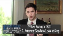 3 Things a DUI Defendant Needs to Know