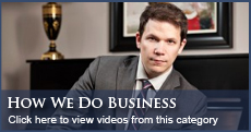 Florida Attorney How We Do Business Videos