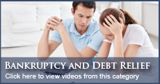 Florida Bankruptcy and Debt Relief Videos