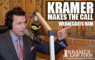 Steven D. Kramer On the Radio