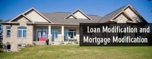 Loan and Mortgage Modification
