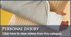 Florida Attorney Personal Injury Law Videos